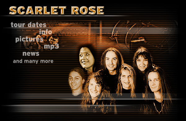 SCARLET ROSE Melodic Pop Rock with female voices